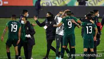 VIDEO: Con cueca altiplánica celebró Bolivia en el camarín de San Carlos tras el empate ante La Roja - EnCancha.cl