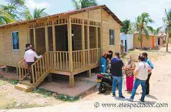 Reconstrucción de Providencia y Santa Catalina: dos casas en siete meses - El Espectador