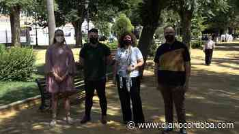 Renuevan el albero del jardín municipal de Benamejí - Diario Córdoba