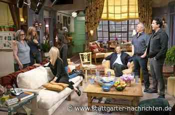 """""""Friends: The Reunion"""" - Was BTS und Lady Gaga bei der """"Friends""""-Party zu suchen hatten - Stuttgarter Nachrichten"""