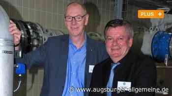 Auch die Stauden-Wasserversorgung bekommt Corona zu spüren - Augsburger Allgemeine