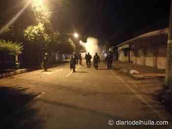 En la fecha del 'estudiante caído', regresó nuevamente el caos a Neiva - Diario del Huila