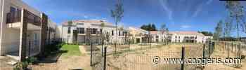 Résidence intergénérationnelle : nouvelle résidence Les Maisons de Marianne à Bouc-Bel-Air - Capgeris