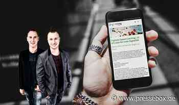 Digitaltag: hybrides Digital-Speed-Coaching mit Jürgen und Marco Vito La-Greca von MiU24® - PresseBox