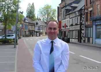 Départementales 2021. Dans le canton de Breteuil, Amaury Huet veut « porter la voix des plus faibles » - L'Eveil Normand