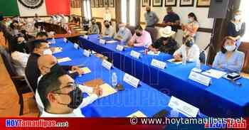 Instalan Consejo de PC en Ciudad Victoria por temporada de huracanes - Hoy Tamaulipas