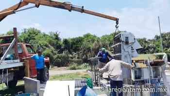 Continuan mejoras en el tratamiento de agua residual en Ciudad Victoria - La Región Tamaulipas