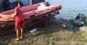 Jovem desaparece em lagoa ao fugir da polícia em Linhares - A Gazeta ES