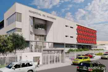 Pronis aprueba expediente técnico para iniciar construcción de hospital en Huarmey - Agencia Andina