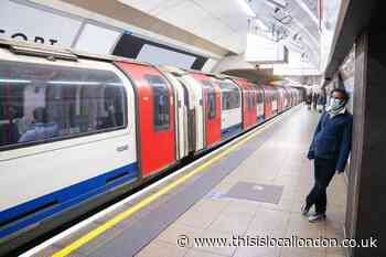 TfL passenger numbers won't hit normal level 'any time soon'