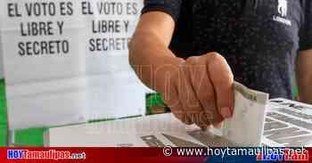 Exhortan en Ciudad Victoria a no quedarse en casa y salir a votar este domingo - Hoy Tamaulipas