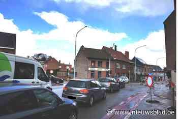 Werken op Brusselsesteenweg lopen drie weken uit