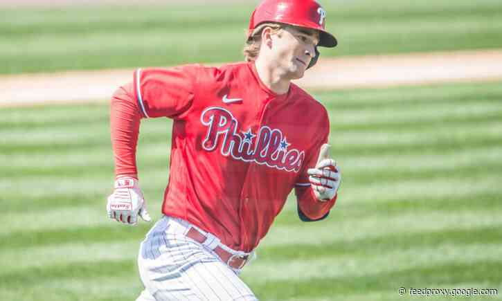 Luke Williams' first career home run lifts Phils to victory