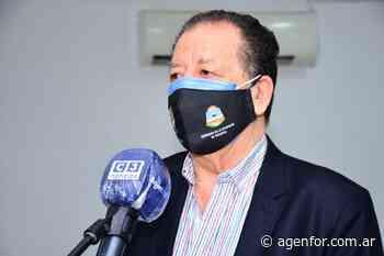 Samaniego se refirió al funcionamiento de la nueva sucursal de IASEP en la Jurisdicción 5 - Agenfor