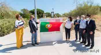 Cais da ilha de Tavira inaugurado pelo ministro do Ambiente - Região Sul