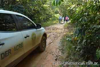 Em Cruzeiro do Sul, Governo anuncia serviços de recuperação de ramais - ContilNet Notícias