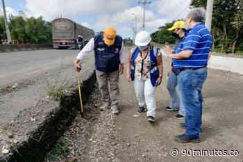 Vía Cali - Jamundí estará terminada para finales del mes de junio - 90 Minutos