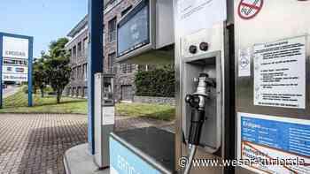 Keine Einigung: Erdgastankstelle in Osterholz-Scharmbeck schließt - WESER-KURIER - WESER-KURIER
