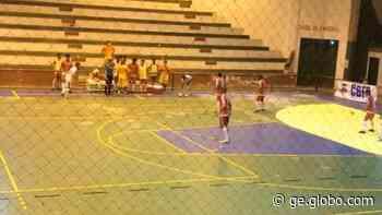 Lagarto e Itaporanga empatam em jogo de ida das oitavas da Copa do Brasil de Futsal - globoesporte.com