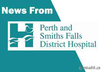 Perth and Smiths Falls District Hospital Media Release - Hospital Leadership Update - lake88.ca