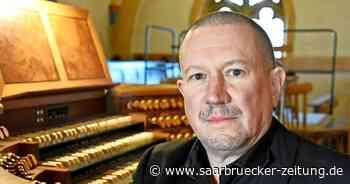 Organist Chris Jarrett nimmt mit Orgel in Saarwellingen CD auf - Saarbrücker Zeitung