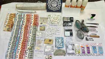 Desmantelados dos 'narcopisos' en Pueblo Nuevo donde se trataba y vendía 'base de cocaína' - ociolatino.com
