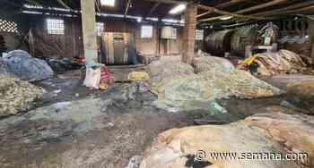 Curtiembre en Chocontá continúa contaminando al río Bogotá - Semana.com