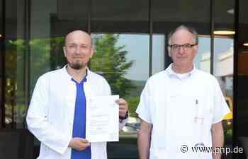 Weiterbildungsbefugnis fürs Krankenhaus - Freyung-Grafenau - Passauer Neue Presse