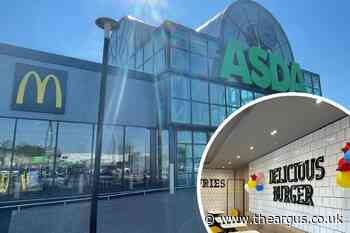 Pictures: First look inside new Hollingbury McDonald's