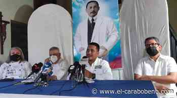 Alcalde de Guacara invita a participar a escultor de la obra del Dr. José Gregorio Hernández - El Carabobeño