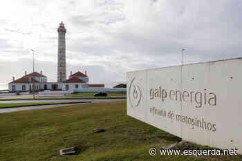 Trabalhadores da refinaria de Matosinhos prometem lutar contra o despedimento coletivo - Esquerda