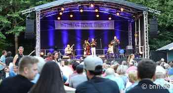 Nach einem Jahr Corona-Pause wieder Watthaldenfestival in Ettlingen - BNN - Badische Neueste Nachrichten