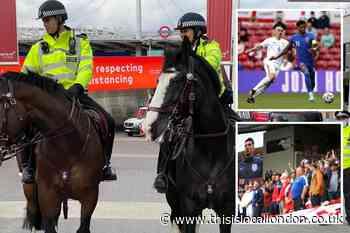 Met Police issue London terror threat warning ahead of Euros
