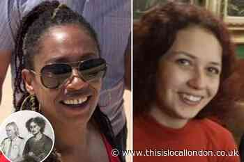 Wembley murder trial: Sisters' last moments played in court