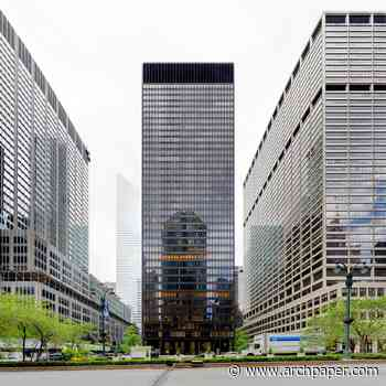 Kiel Moe's Unless breaks down the ecology of the Seagram Building - The Architect's Newspaper