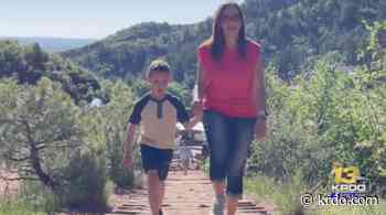 Woodland Park woman conquers COVID and the Manitou Incline - KRDO