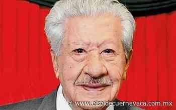 Ignacio López Tarso celebra Una vida en el Teatro - El Sol de Cuernavaca