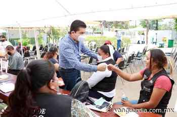 San Juan de Sabinas: Orden y agilidad en vacunación para personas de 50 a 59 años - Vanguardia.com.mx