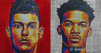 Rubik's Cube Wizard Builds Insane Portraits Using Just the Cubes