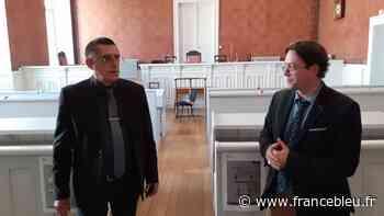 La justice se rapproche des justiciables à Jonzac en Charente - France Bleu