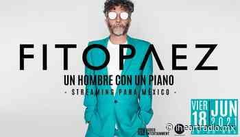 iHeartRadio te invita al streaming de Fito Páez - iHeartRadio México