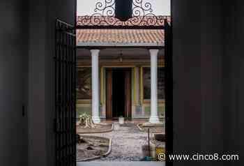 En la Casa Páez de Valencia se tapa el pasado con cemento - Cinco8