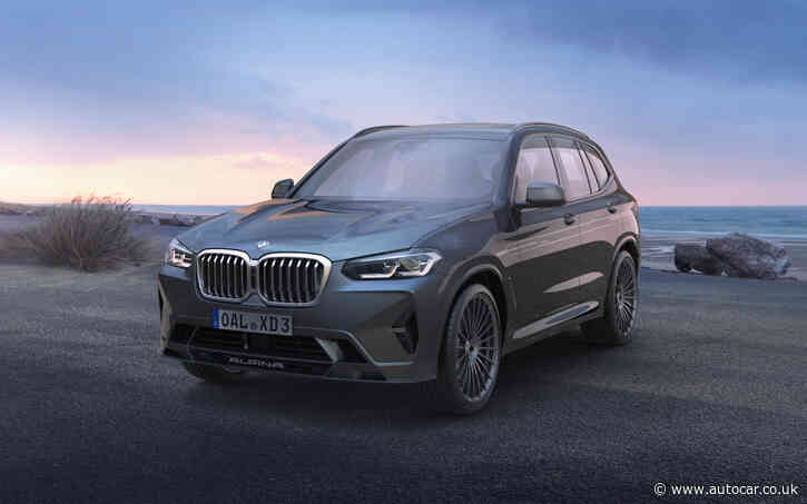 Alpina XD3 gains updated styling and more torque for 2021