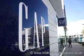 Fashion chain Gap set to axe 19 UK and Ireland stores - Midhurst and Petworth Observer