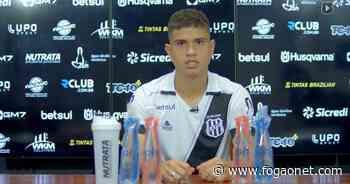 Reforço da Ponte Preta para render Apodi, Kevin fala sobre passagem pelo Botafogo: 'Período de bastante - FogãoNET