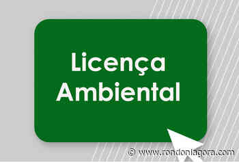 Consórcio Novo Horizonte Geração de Energia - Solicitação de Licença de Renovação de Operação - Jornal Rondoniagora