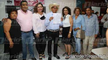 Natividad de los Santos, presidente electo de Tonalá - Diario de Chiapas
