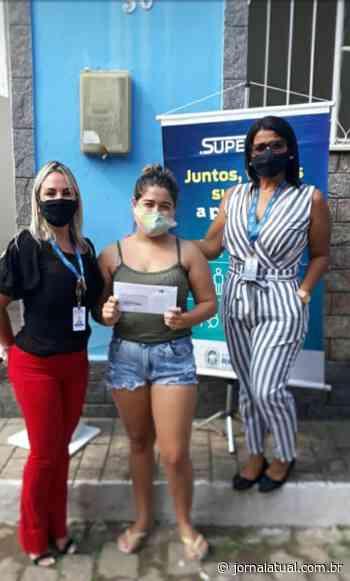 Cartões do 'Supera Rio' começam a ser distribuídos em Mangaratiba - Jornal Atual