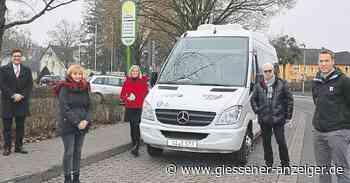 Laubach-Shuttle fährt vorerst weiter - Gießener Anzeiger