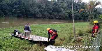 Corpo de homem que desapareceu em rio de Guararema é encontrado - O Diário
